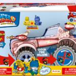 Monster Roller Heroe Superzings