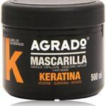 Mascarilla keratina Para Cabellos Encrespados 500ml Agrado