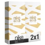 Pack 2X1 Nike Gold Woman Edition