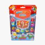 9 Super Things + 1 Super Rare Rivals of Kaboom Kazoom Kids